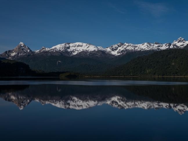 Lago Las Torres. Stunning.