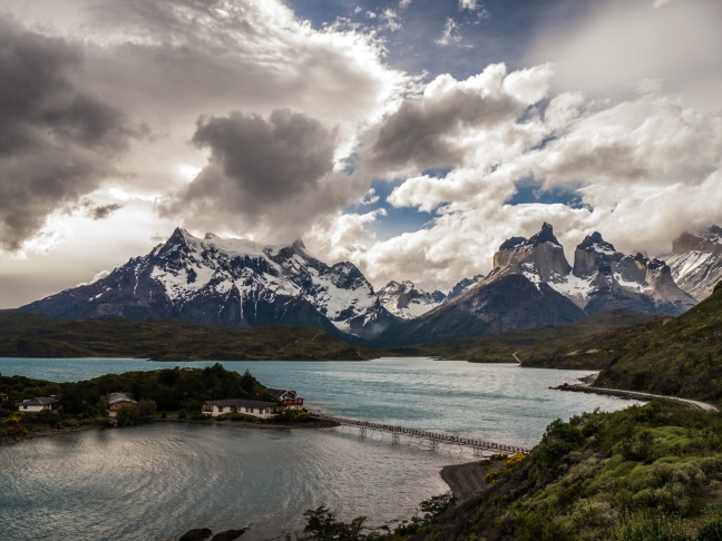 Favorite picture from Patagonia.