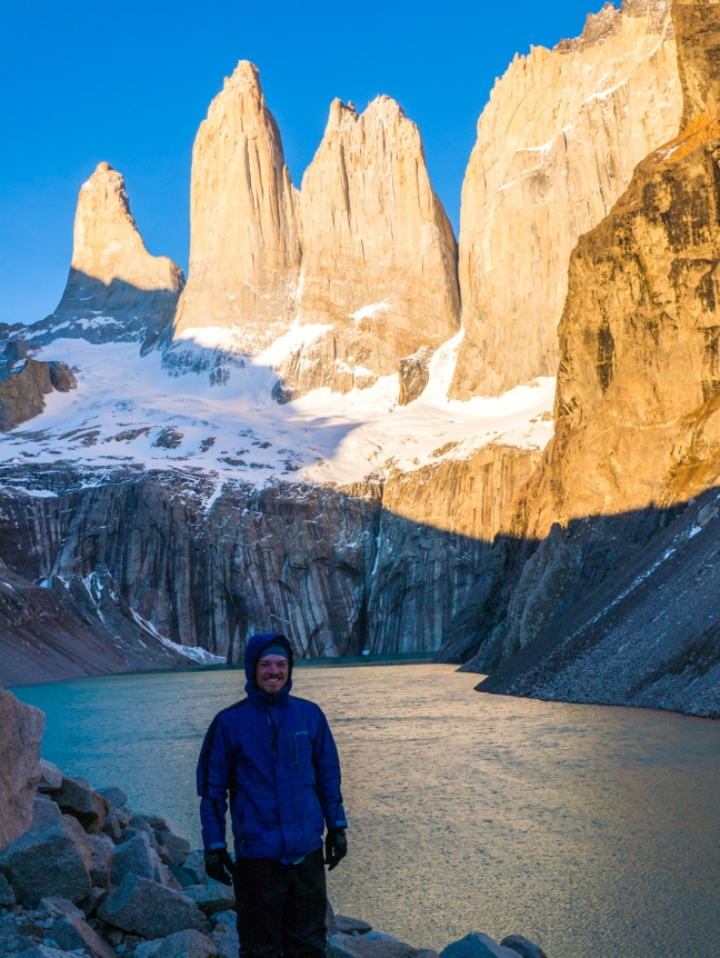 "Take two of ""that Torres del Paine picture"""