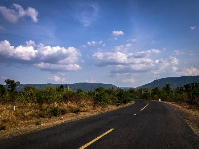 Northern Cambodia.