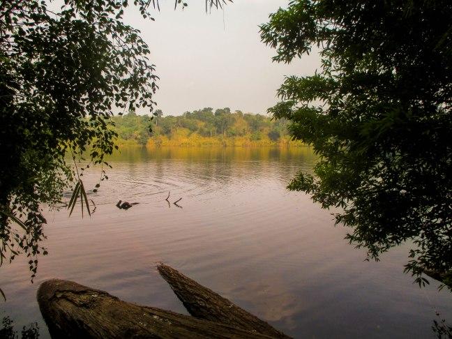 Yeak Laom lake outside Banlung.