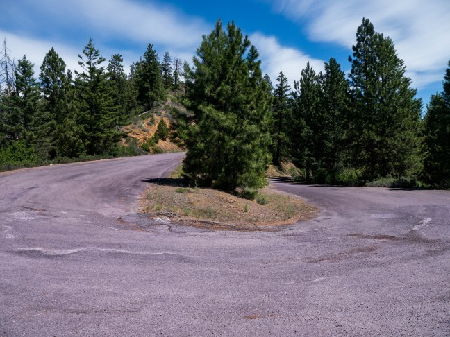 They use switchbacks, for example.