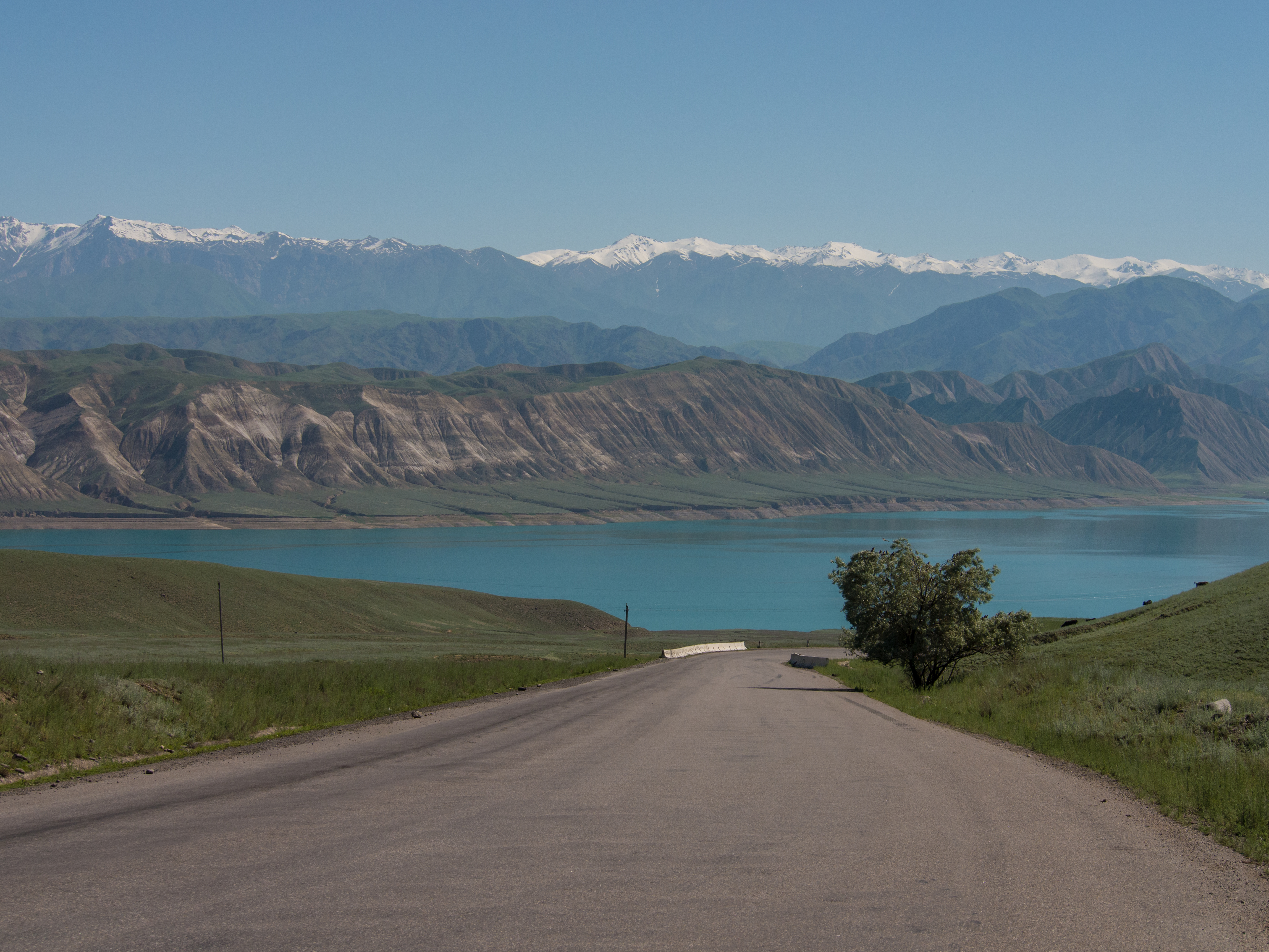 Osh to Bishkek, Kyrgyzstan   Ventures and Adventures